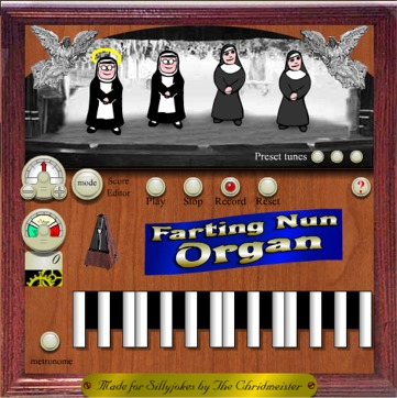 Farting_nun_organ